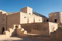 Fortezza del deserto Fotografia Stock Libera da Diritti
