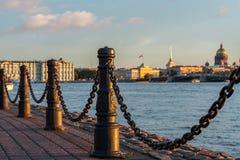 Fortezza del Paul e del Peter, St Petersburg, Russia Fotografia Stock Libera da Diritti