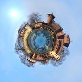 Fortezza del pianeta Immagini Stock