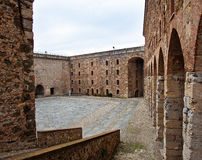 Fortezza del Priamar, Savona, Italy Royalty Free Stock Photography