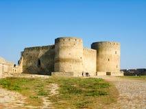 Fortezza di Akkerman, Ucraina immagini stock libere da diritti