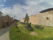 Fortezza di Belgrado fotografie stock libere da diritti