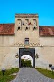 Fortezza di Brasov Fotografia Stock Libera da Diritti