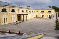 Fortezza di Daugavpils Fotografia Stock