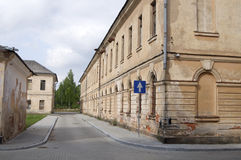Fortezza di Daugavpils (Lettonia) Immagine Stock Libera da Diritti