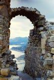 Fortezza di Genova fotografie stock libere da diritti
