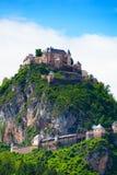 Fortezza di Hochosterwitz in Austria Immagine Stock Libera da Diritti