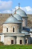 Fortezza di Ivangorod, chiese Fotografia Stock Libera da Diritti