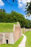 Fortezza di Josefov, Jaromer Fotografia Stock