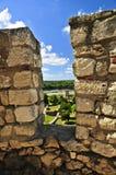 Fortezza di Kalemegdan a Belgrado fotografia stock