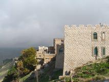 Fortezza di Kerak immagine stock
