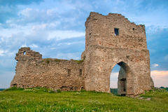 Fortezza di Kremenets (XIII secolo), Ucraina Fotografie Stock Libere da Diritti