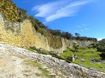 Fortezza di Kuelap, Chachapoyas, Amazonas, Perù. Immagini Stock Libere da Diritti