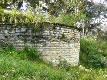 Fortezza di Kuelap, Chachapoyas, Amazonas, Perù. Immagine Stock Libera da Diritti