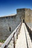 Fortezza di Montalcino Fotografia Stock Libera da Diritti