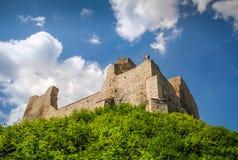 Fortezza di Neamt Immagine Stock