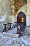 Fortezza di Neamt - Romania Fotografie Stock Libere da Diritti