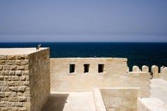 Fortezza di Qaitbey Fotografie Stock