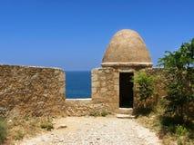 Fortezza di Rethymno immagine stock libera da diritti