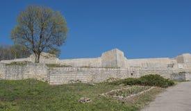 Fortezza di Shumen Immagini Stock