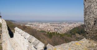 Fortezza di Shumen Fotografia Stock