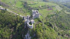 Fortezza di Srebrenik Immagine Stock Libera da Diritti