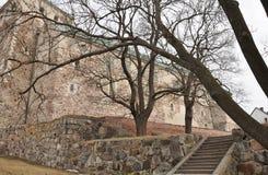 Fortezza di Turku Immagine Stock