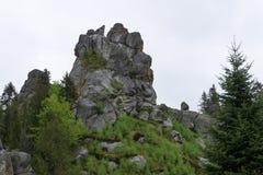 Fortezza di Urich Immagine Stock