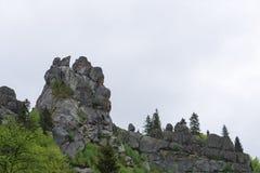 Fortezza di Urich Immagini Stock