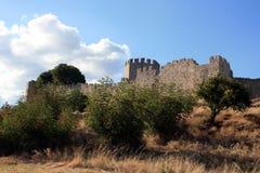 Fortezza di Venecian in Grecia Fotografia Stock Libera da Diritti