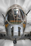 Fortezza di volo Fotografie Stock Libere da Diritti