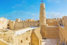 Fortezza difensiva medievale di Monastir Immagini Stock