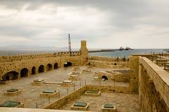 Fortezza a Heraklion, Crete, Grecia Immagini Stock