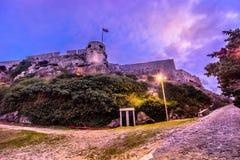 Fortezza Klis in Croazia Immagine Stock Libera da Diritti
