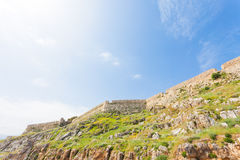 Fortezza of Rethimno Royalty Free Stock Photography