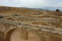 Fortezza Rethymn Obrazy Stock
