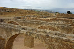 Fortezza of Rethymn Stock Images