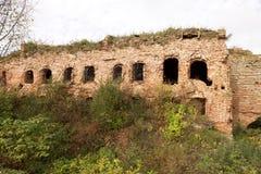Fortezza Shlisselburg (Oreshek) Immagine Stock