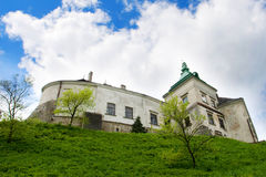 Fortezza in Ucraina Immagini Stock Libere da Diritti