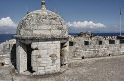 Fortezza veneziana delle pareti Fotografia Stock