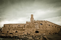 Fortezza veneziana di Koules Immagine Stock Libera da Diritti