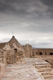 Fortezza veneziana di Koules Fotografie Stock