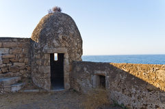 Fortezza watchtower Stock Image