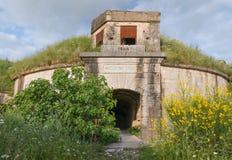 Fortezze Gorazda montenegro Fotografie Stock