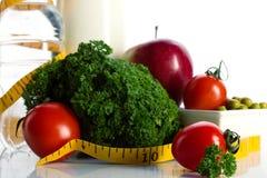 Fortfarande av låg-kalorin banta royaltyfri bild