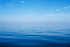 Fortfarande baltiskt hav Arkivbild