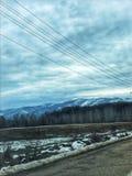 Fortfarande vinter arkivfoto