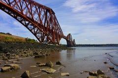 Forth Bridge Royalty Free Stock Photography