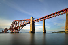 The Forth Bridge, Edinburgh, Scotland Stock Image