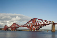 The forth bridge Royalty Free Stock Image